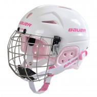 "BAUER Helm ""LIL SPORT"" Combo"