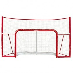 "Hockey Tor 72"" & Backstop Rebounder"