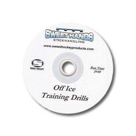 DVD-Sweethockey Off-Ice Übungen