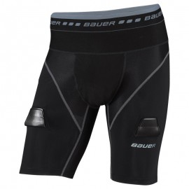 BAUER COMPRESSION JOCK SHORT