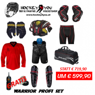 WARRIOR PROFI SET